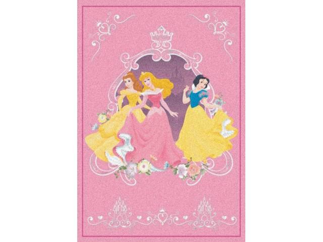 Alfombra disney princesas c sped y m s for Alfombras de pompones infantiles