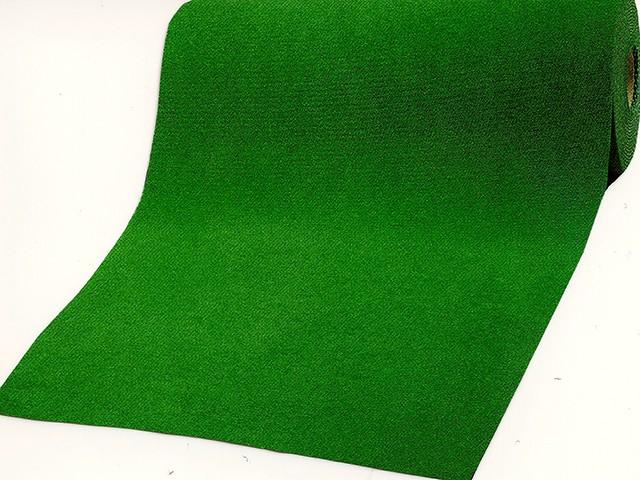Moqueta ferial verde c sped y m s - Alfombra cesped artificial ...